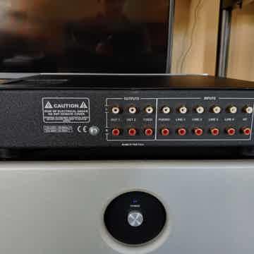 Rogue Audio RP-1 Preamplifier