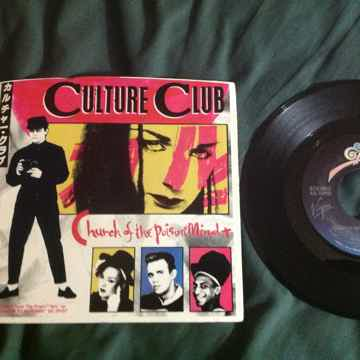 Culture Club Church Of The Poison Mind/Mystery Boy