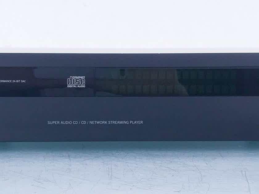 Arcam FMJ CDS27 CD / SACD Network Streaming Player (No Remote) (14798)