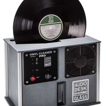 Audiodesksysteme Glass Ultrasonic VINYL RECORD CLEANER