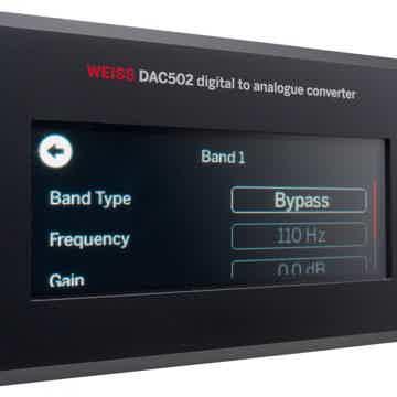 Weiss DAC 502