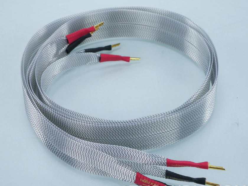 Nordost TYR 2 Speaker Cables; 2m Pair; Bananas (8438)