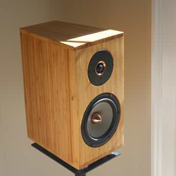 Verdant Audio - New Bambusa MG 1 Speaker