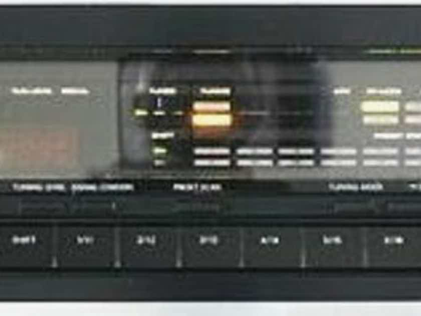 Onkyo Integra T-9090 II Quartz Synthesized Stereo Tuner (with remote)