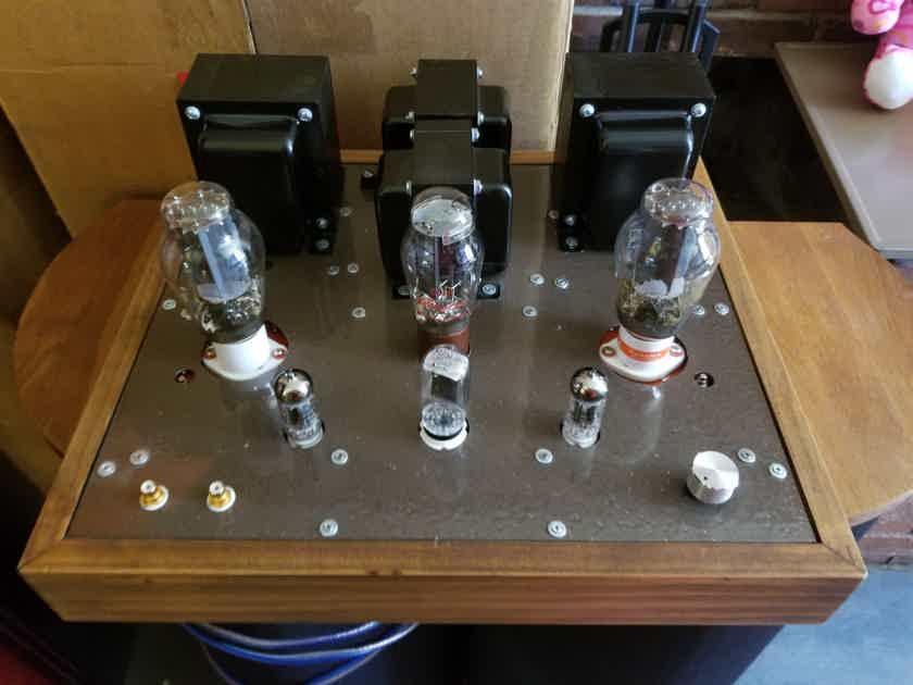 Audio Note Kit One clone 300B SET Amp