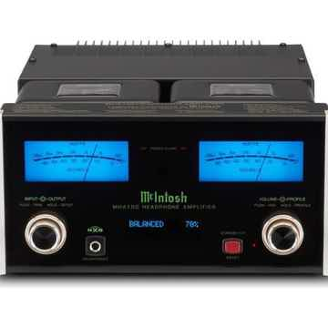 McIntosh MHA150 Headphone Amplifier / DAC