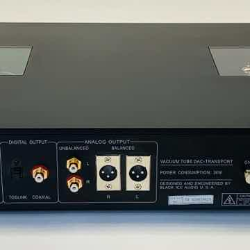 Black Ice Audio Fusion DAC-Transport