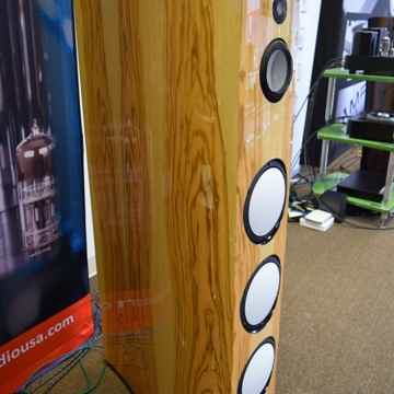 Lumenwhite White Light 25th Anniversary Speakers