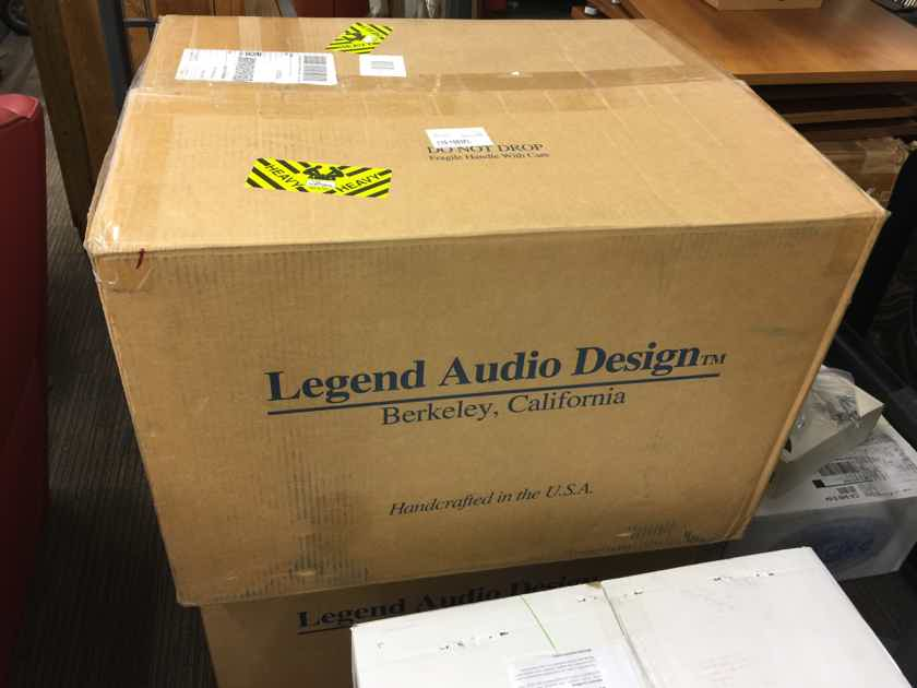 Von Gaylord Legend Audio Uni-Mono Tube Monoblocks .....................near San Francisco