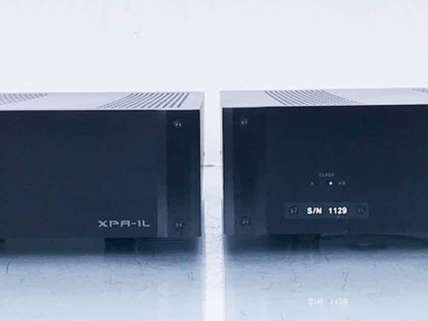 Emotiva XPA-1L Gen 2 Mono Power Amplifiers Pair; XPA1L (15182)