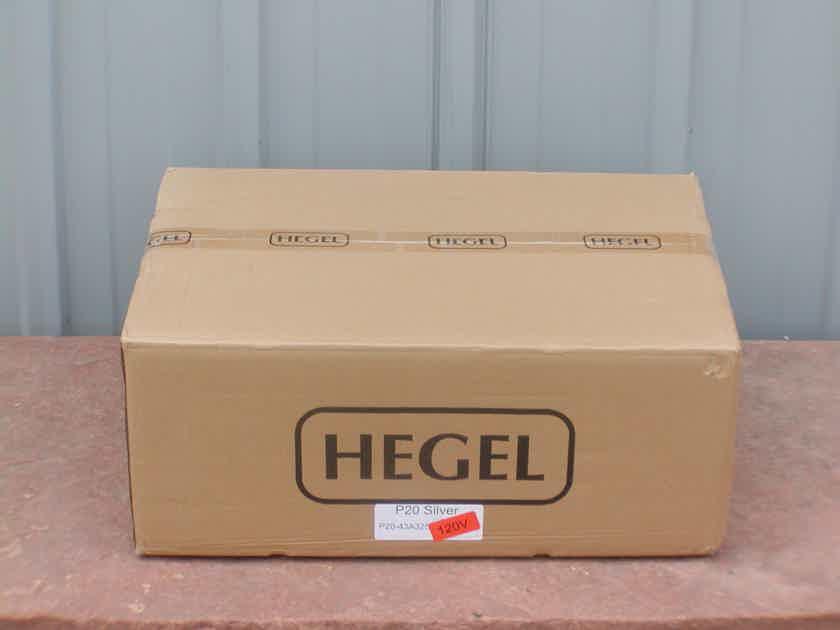 Hegel P20 Pre Amplifier
