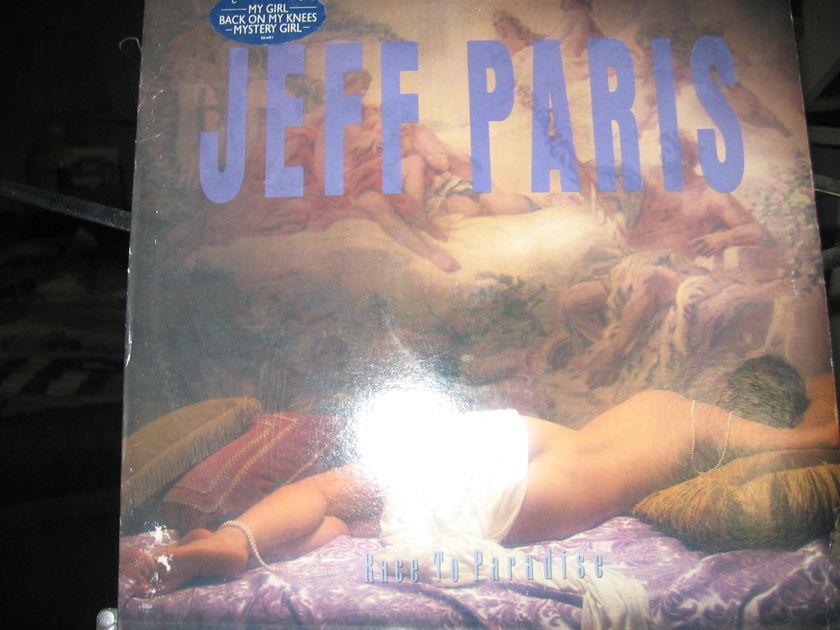 Jeff paris - RACE to Paradise PROMO