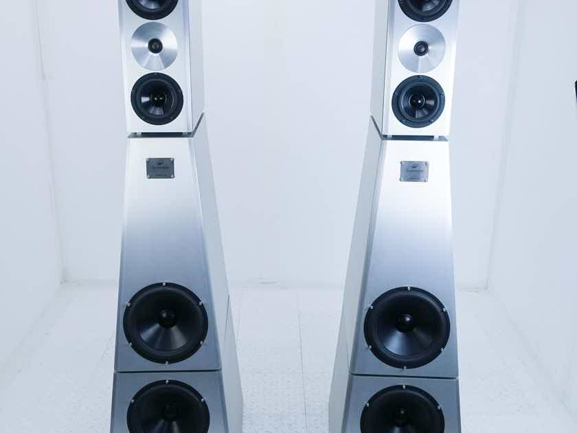 YG Acoustics Anat III Signature Speakers; Upgraded to Sonja 1.3 Technical Status (17746)