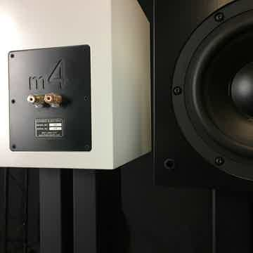 Studio Electric M4 Monitors in White