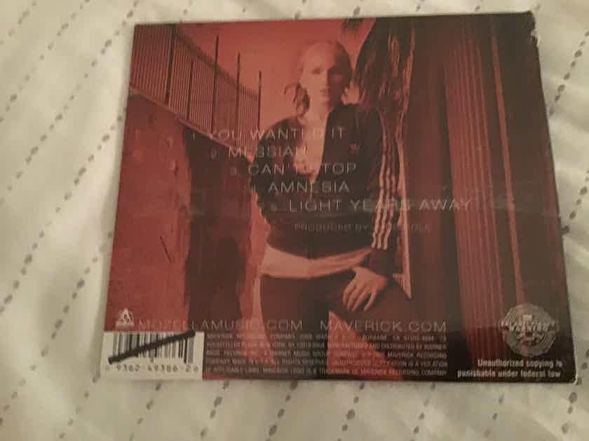 Mozella EP Maverick Records Sealed Compact Disc EP