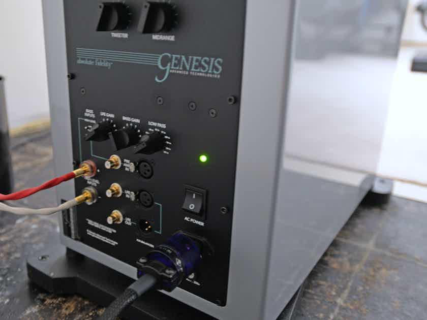 Genesis Advanced Technologies 5.3 Arctic Silver Excellent