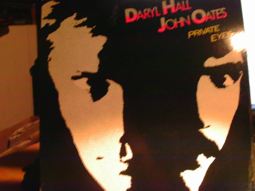 Hall-Oates - Private Eyes