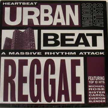 Urban Beat Reggae A Massive Rhythm Attack
