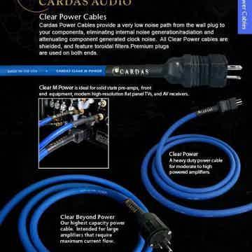 Cardas Audio Clear M