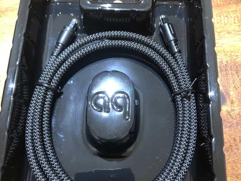 Audioquest Diamond Optical 1.5m Toslink cable Diamond TOSLINK Optical Cable BRAND NEW