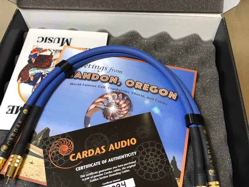 Cardas Audio Clear Light Interconnect - 0.5M RCA