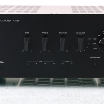 A-S801 Stereo Integrated Amplifier