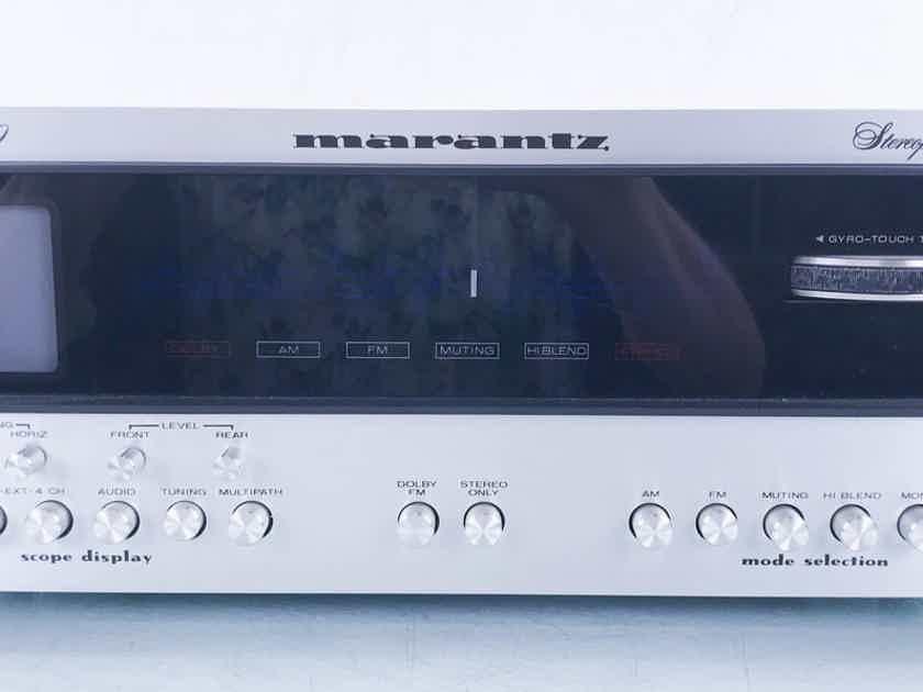 Marantz Model 150 Stereo AM / FM Tuner AS-IS (No AM Reception) (14980)
