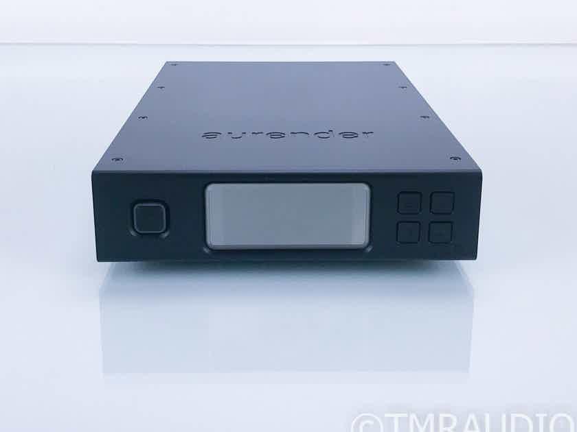 Aurender N100H Network Streamer / Server; 4TB HDD; N-100H (17810)