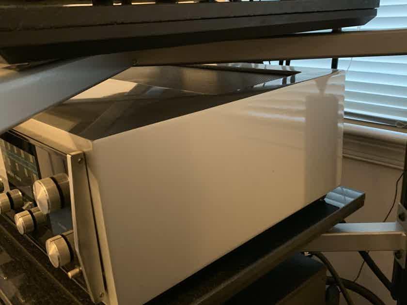 McIntosh L52 Panloc Cabinet, Silver Metallic Custom Paint