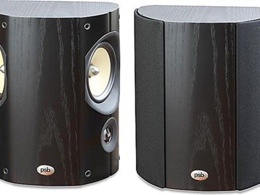 PSB Synchrony S Surround speaker, pair, black NEW