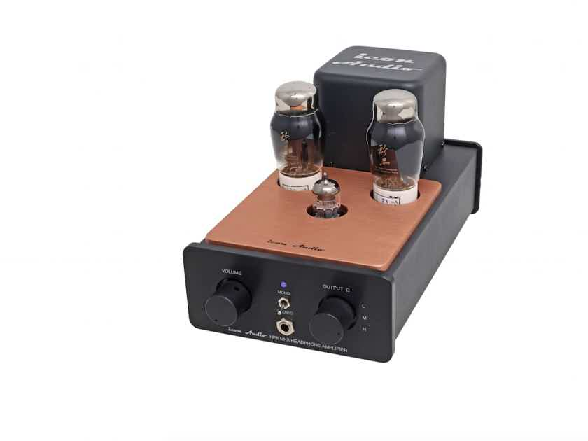 Icon Audio UK HP 8 MK II Tube Headphone Amplifier