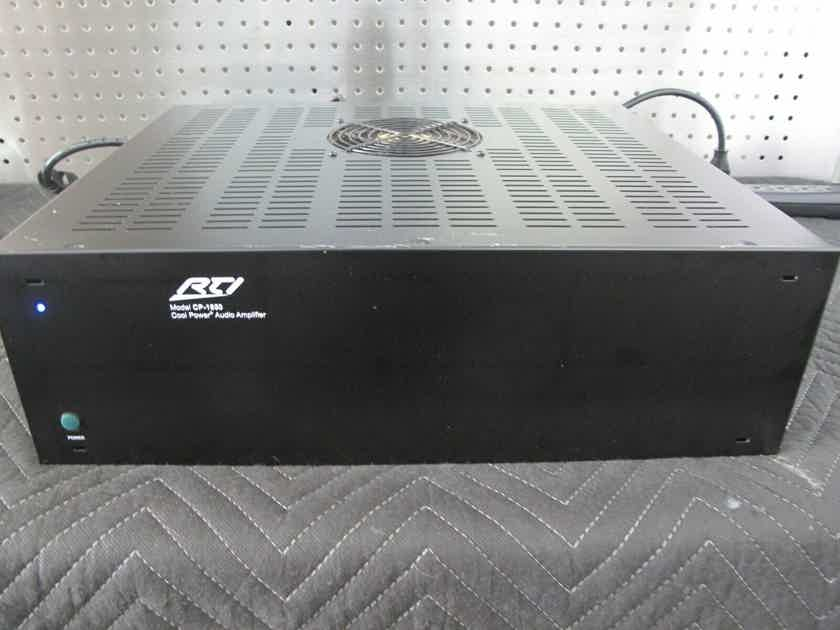 RTI  CP-1650 16 channel Cool Power Audio Distribution Amplifier