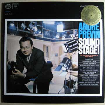 André Previn - André Previn ‎– Sound Stage! - Special ...