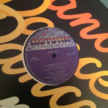 Diana Ross Upside Down/I'm Coming Out Motown Records 12...