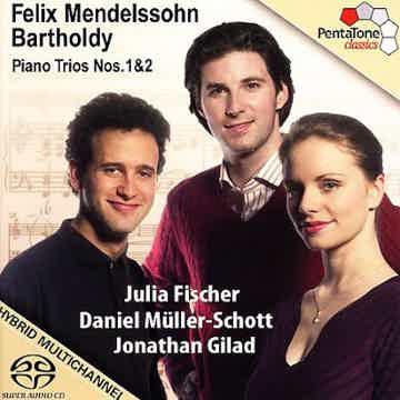 Julia Fischer Felix Mendelssohn Bartholdy