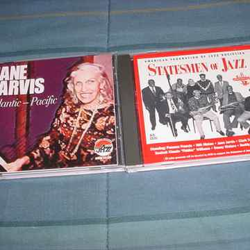 Statesmen of jazz DDD AFJS CD201