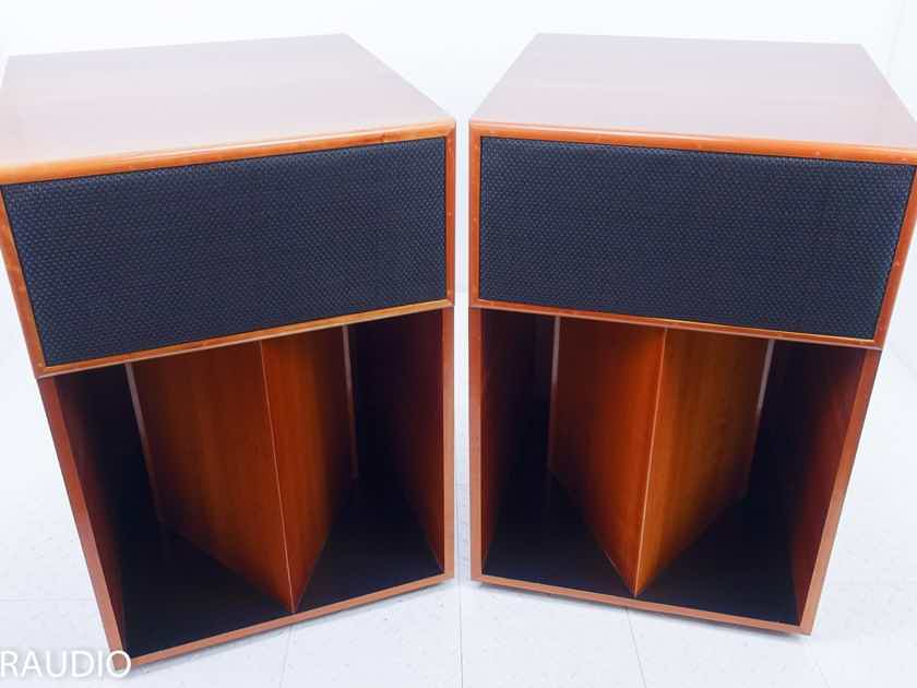 Klipsch La Scala Vintage Speakers Pair; Re-finished Cabinets; Updated Crossover (15388)