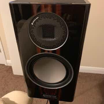 Monitor Audio Gold 200 C250 and 100 Ebony