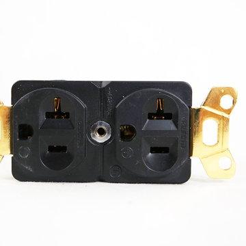 Audio Magic Beeswax SHD Duplex Receptacle