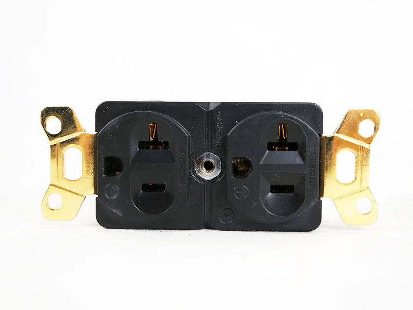 Audio Magic Beeswax SHD Duplex Receptacle - BRAND NEW