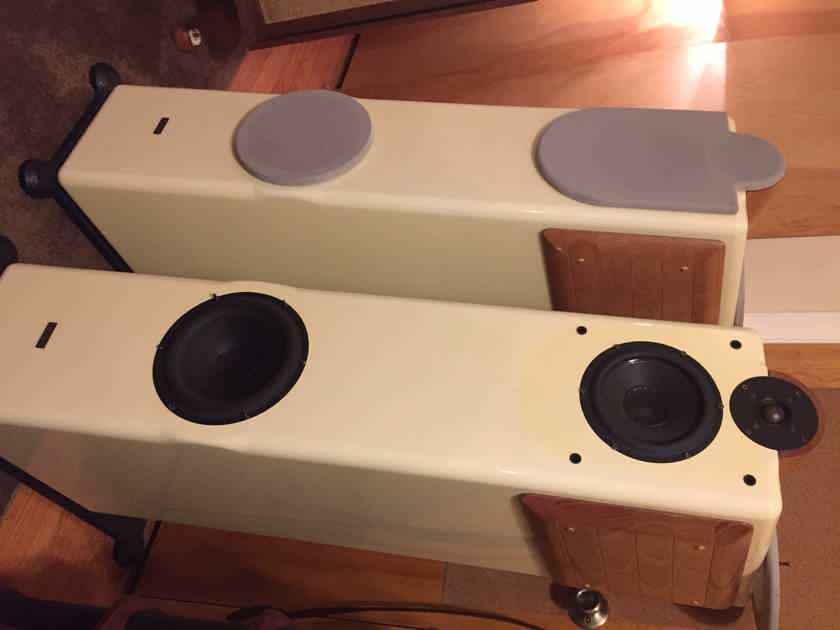 Usher Audio CP-6381 Floor Standing Speakers - Spectacular sound and looks!!
