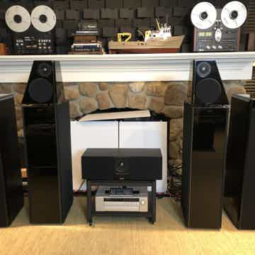 Meridian 5-Channel Home Theater System, Complete, Stere...