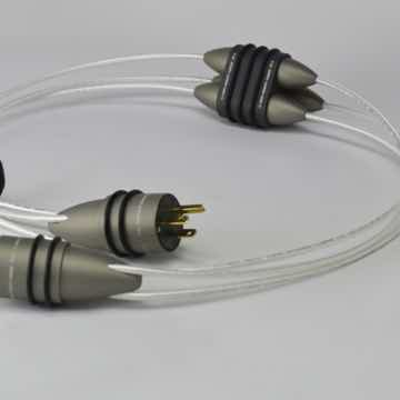 High Fidelity Cables CT-2 Power 1M overstock clearance