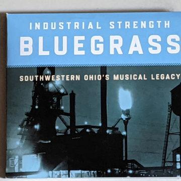 INDUSTRIAL STRENGTH BLUE GRASS    SMITHSONIAN-FOLKWAYS