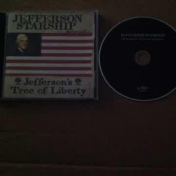 Jefferson Starship Jefferson's Tree Of Liberty