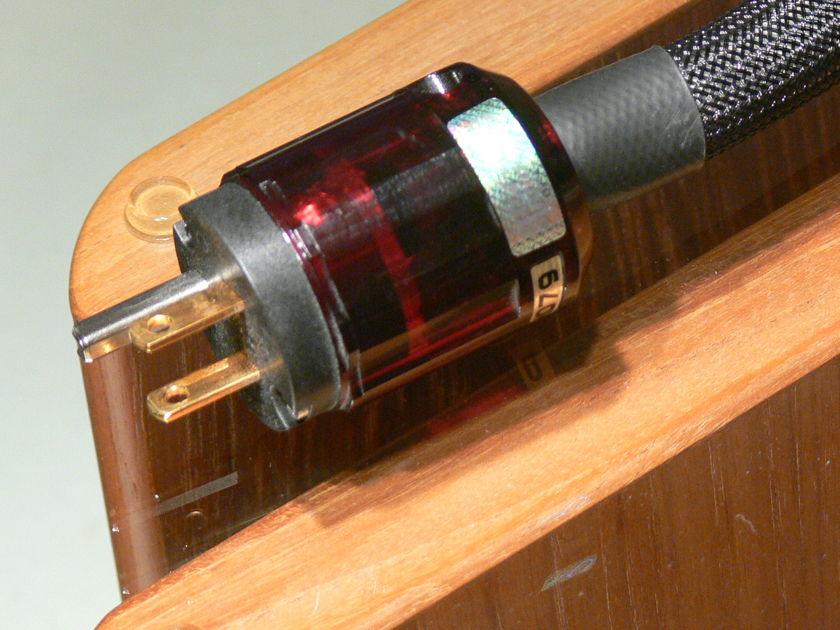 Purist Audio Design 20th Anniversary Power Cable