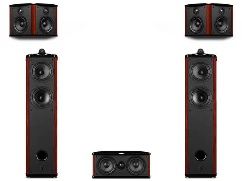 Swans Speaker Systems Diva 6.3