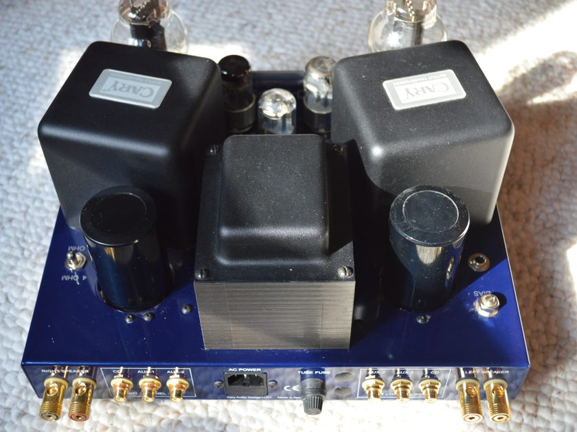 Cary Audio Design CAD-300sei Perfect condition and restored at Cary Audio in NC, USA