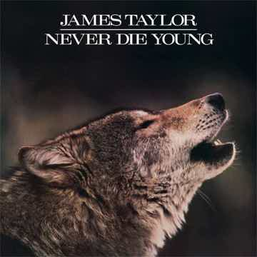 James Taylor Never Die Young-Friday Music 180g LP