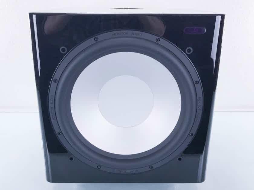 "Monitor Audio Platinum PLW-15 15"" Powered Subwoofer Piano Black; PLW15 (15238)"